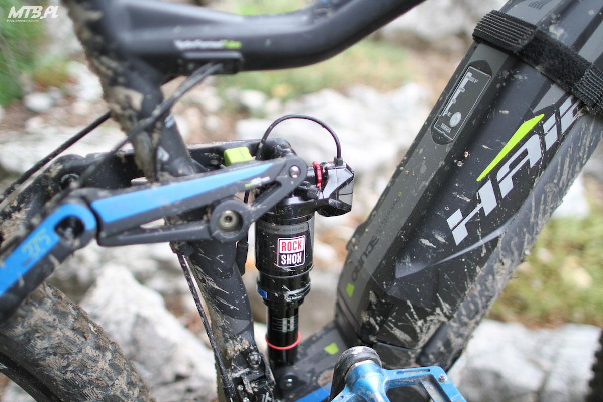 Haibike e-bike Grega Falskiego. Foto: mtb.pl