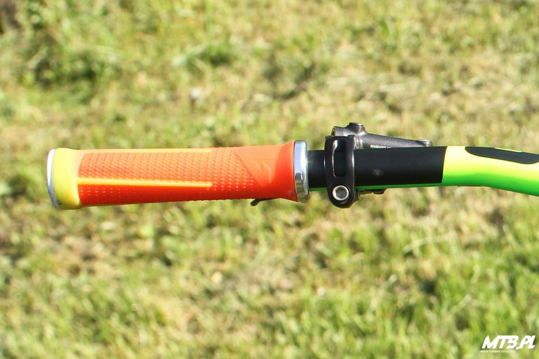 Gripy ODI AG-1. Foto: mtb.pl