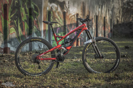 First Look: YT Capra CF