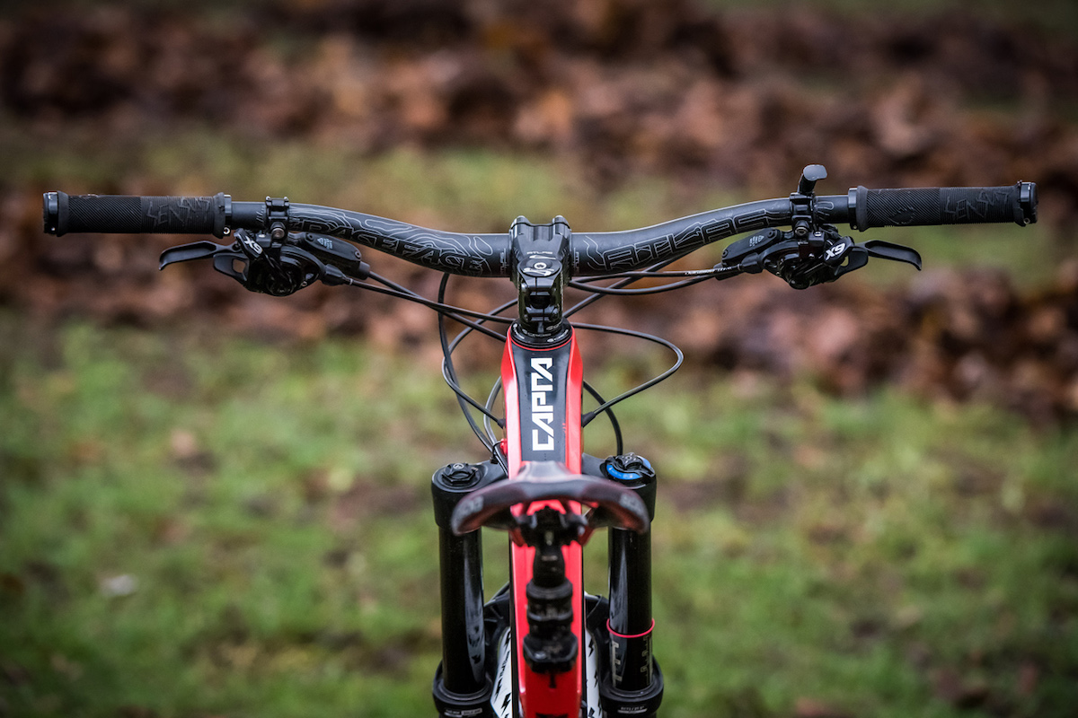 YT Industries Capra CF - first look. Foto: Paweł Głogowski