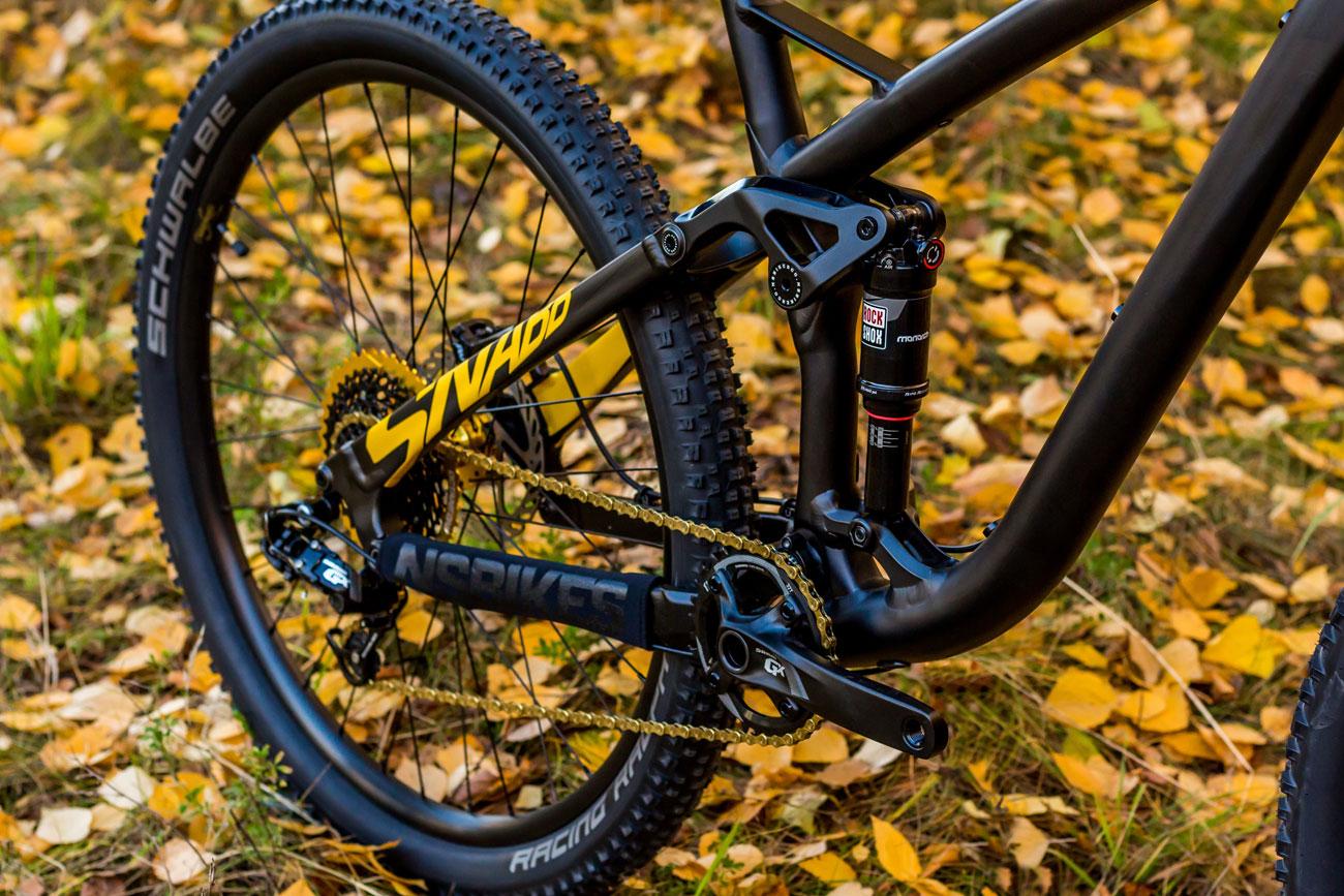 NS Bikes Snabb T2 2016. Foto: NS Bikes