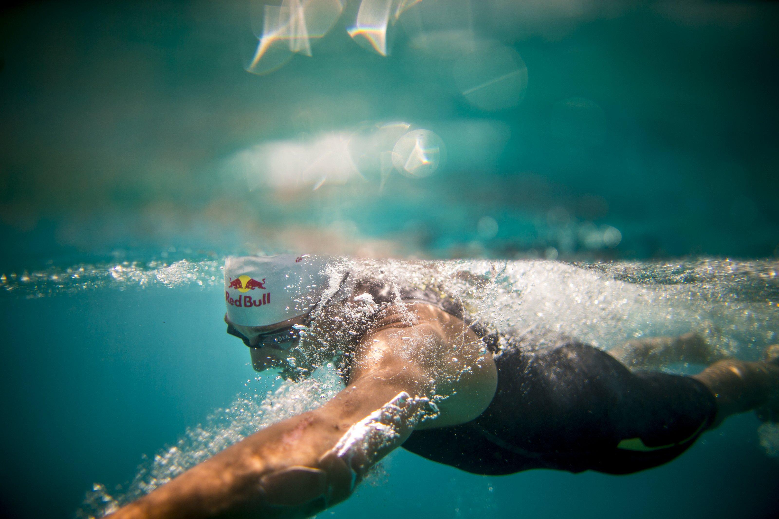 Jesse Thomas podczas treningu. Foto: Zak Noyle/Red Bull Content Pool