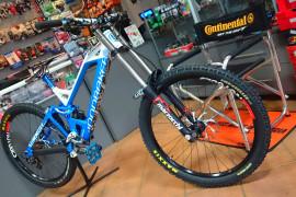 Bike-check: Filippo i Mondraker Summum