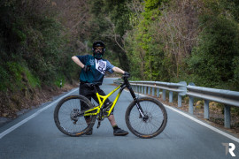 Bike-check: Sonia Skrzypnik i Commencal Supreme V4