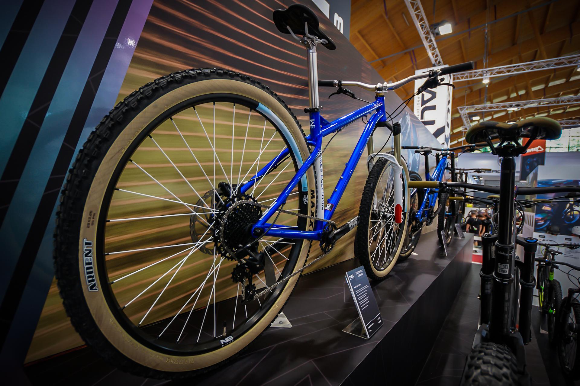 NS Bikes Eccentric Cromo - stylowczyk dla wymagających.