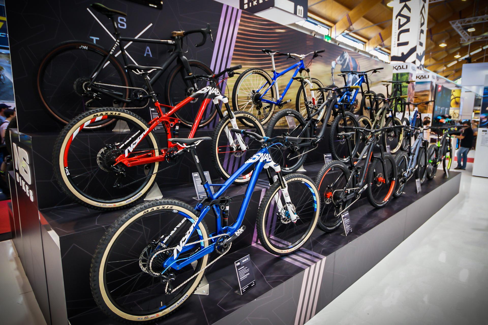 NS Bikes na Eurobike 2016