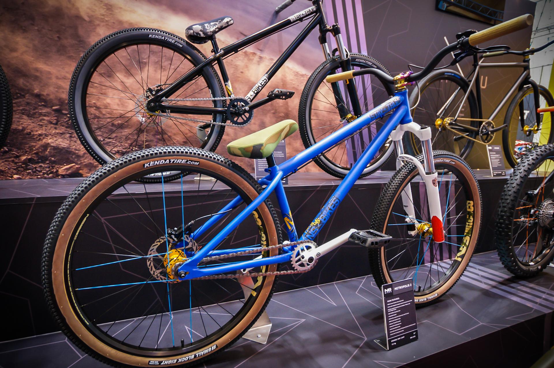 Dirtowy NS Bikes Metropolis 2.
