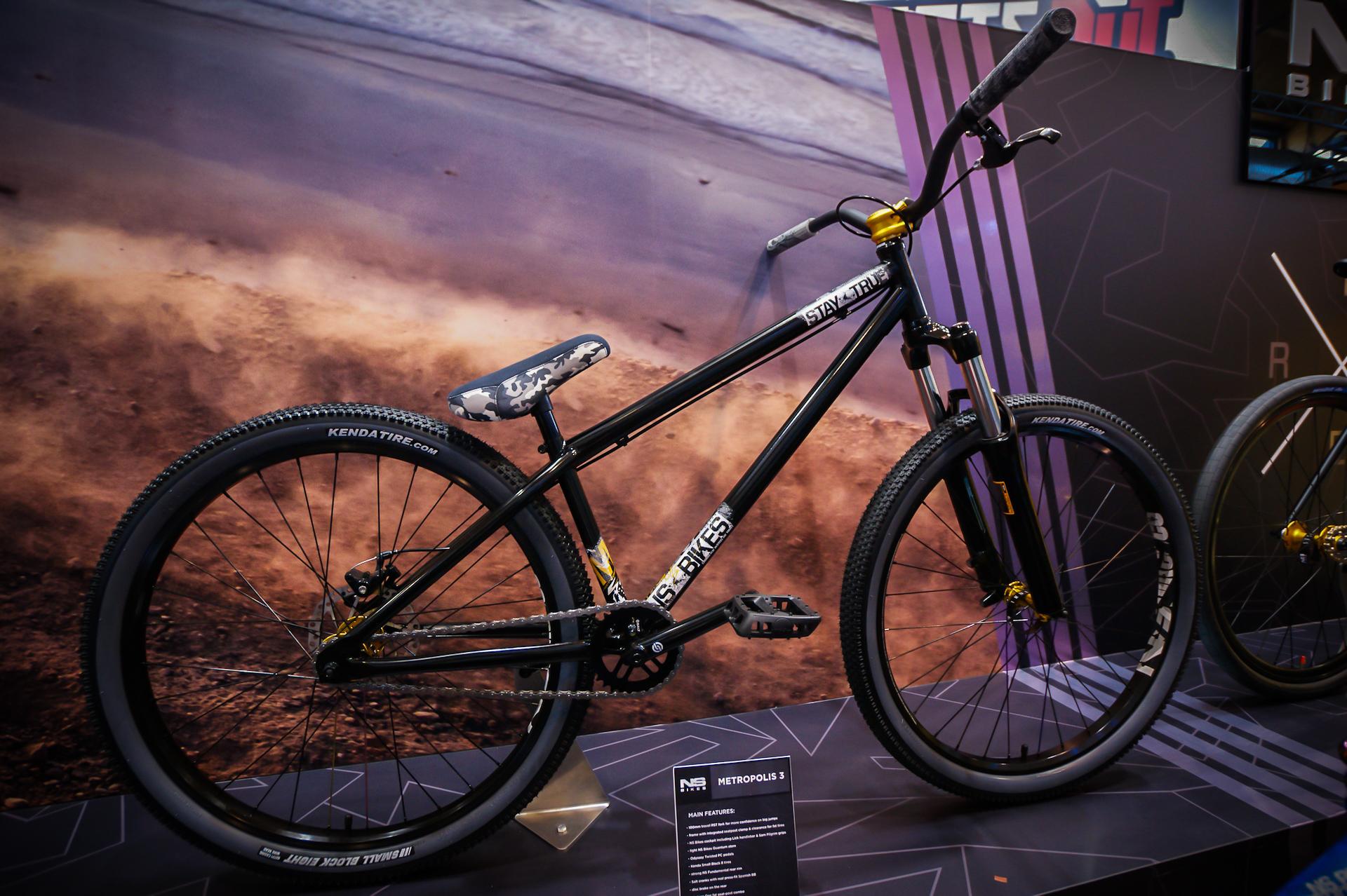 Dirtowy NS Bikes Metropolis 3.