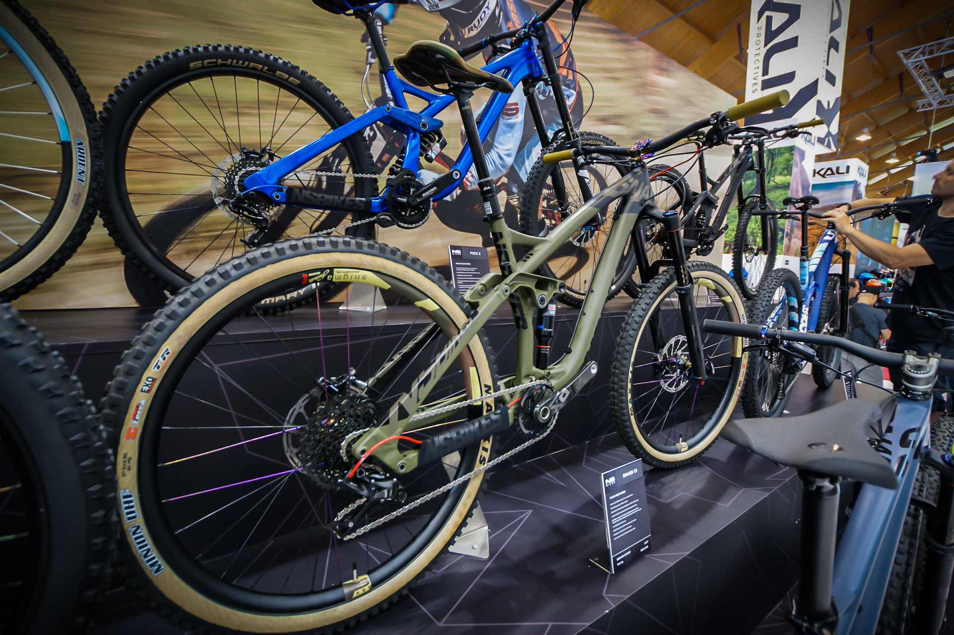 NS Bikes Snabb E1.