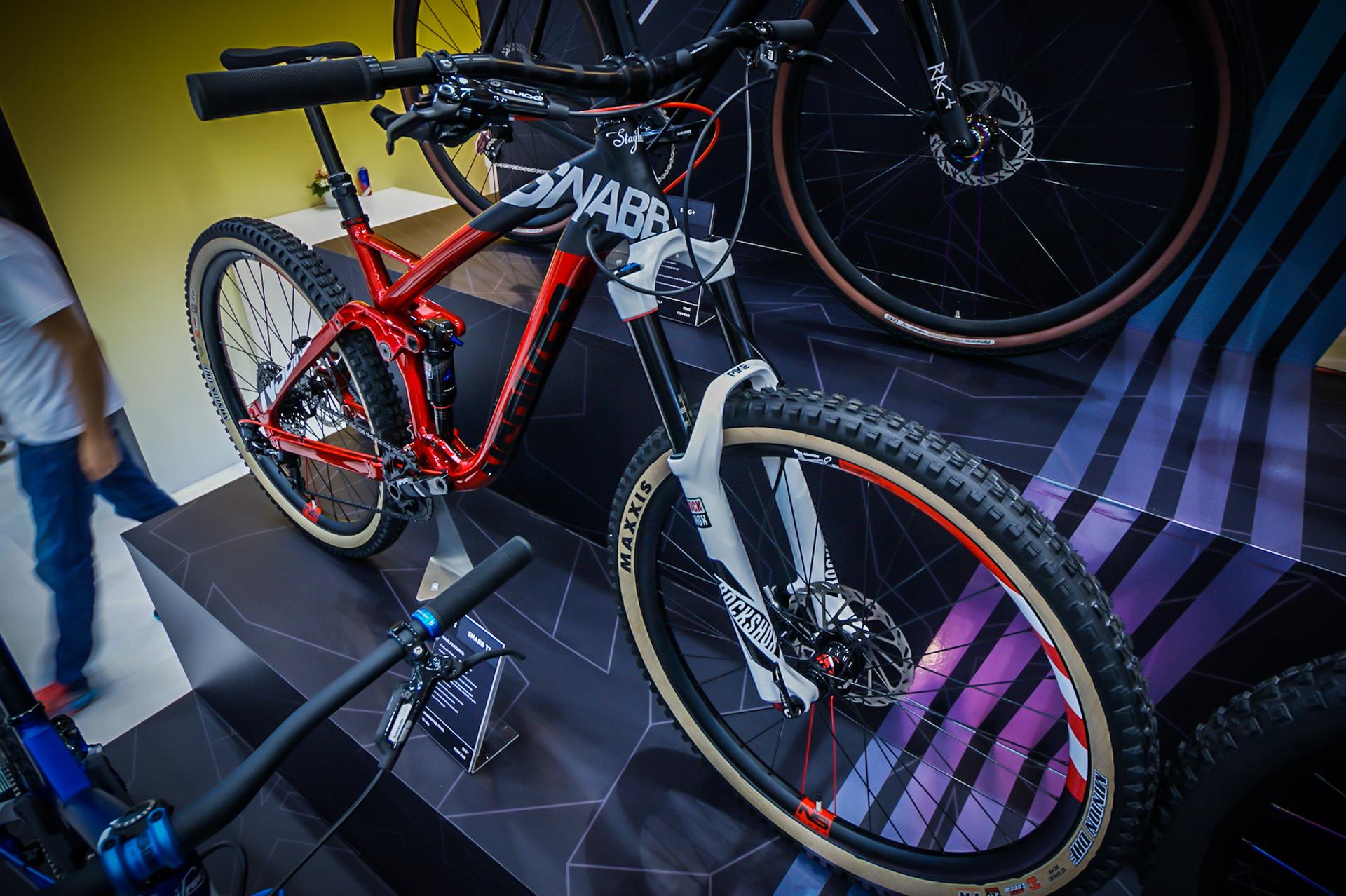 Kolejna cudna maszyna - NS Bikes Snabb T1.