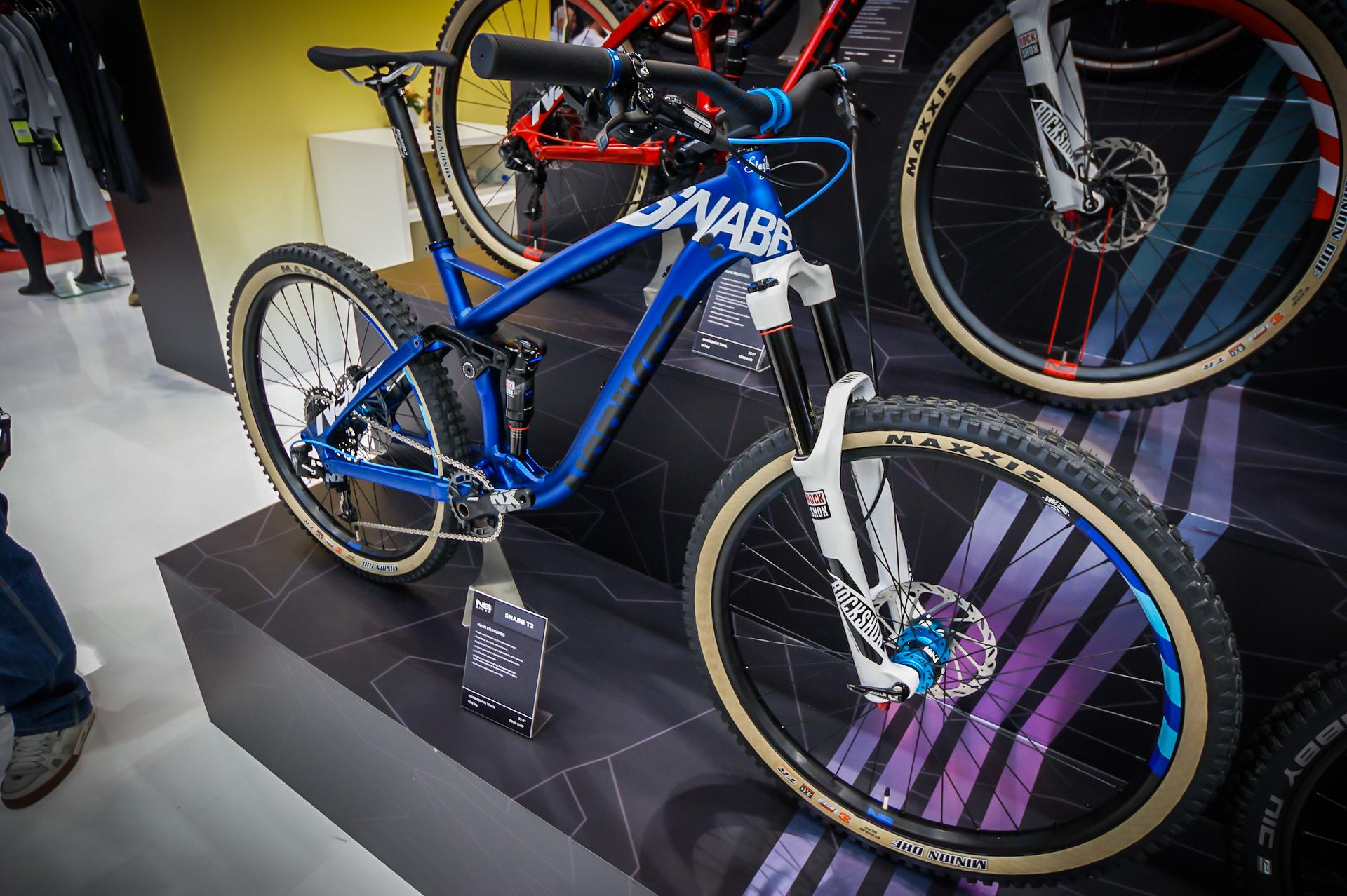 Kolejna cudna maszyna - NS Bikes Snabb T2.