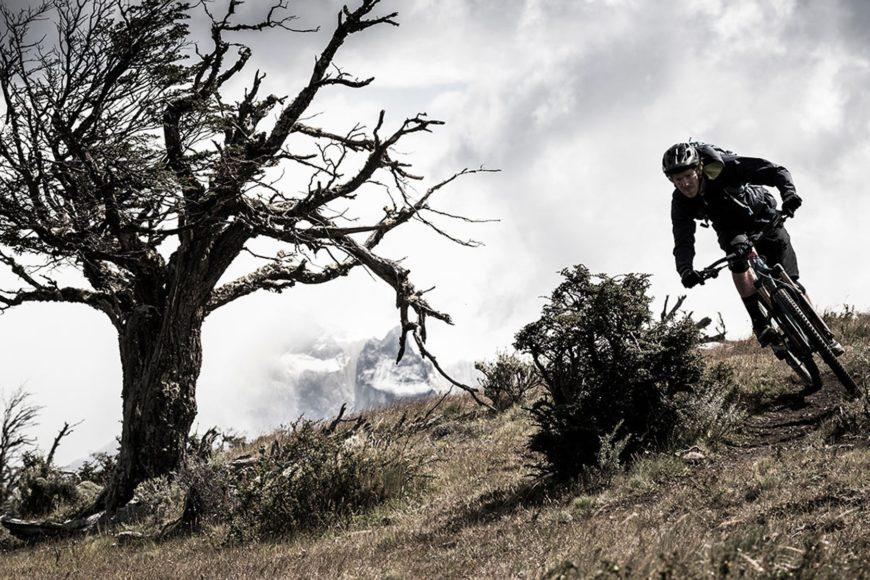 Matt Hunter w Patagonii