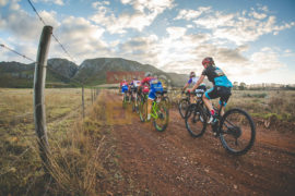 Video: Cape Epic w 8 minut