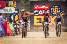 Absa Cape Epic 2018 na horyzoncie
