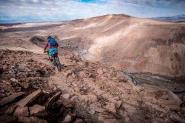 Weekendowy dopalacz: Rowerem przez Pustynię Atakama