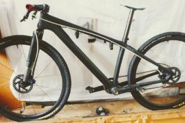 Najlżejszy rower mtb na świecie?